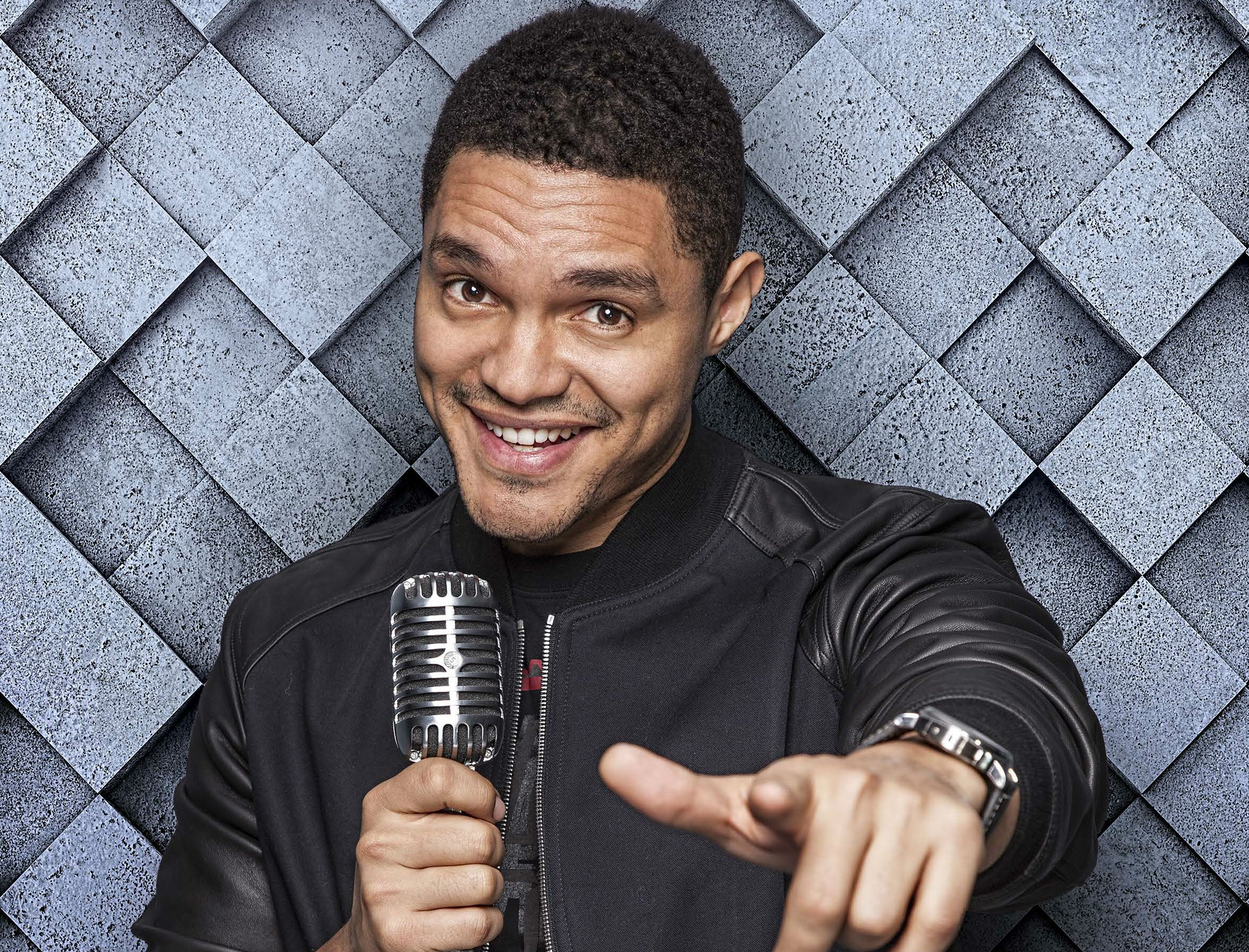 SOLD OUT! Comedy Show with Trevor Noah